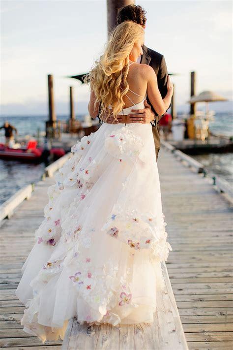 Designer Hayley Paige Wedding Photos