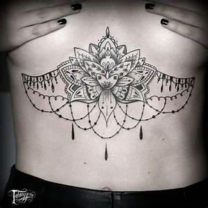 37 Graceful Lotus Tattoos Designs