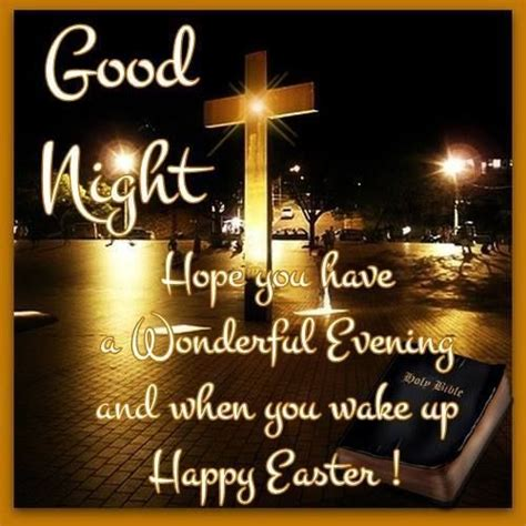 goodnight happy easter pictures   images