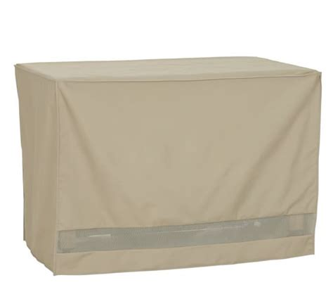 universal patio furniture covers universal outdoor island table cover pottery barn
