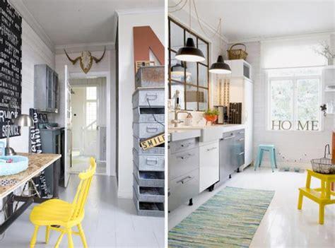 deco cuisine retro cagne emejing idee cuisine deco contemporary awesome interior