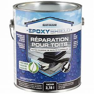 Peinture Pour Toiture : enduit de r paration pour toiture epoxyshield 3 78 l ~ Melissatoandfro.com Idées de Décoration