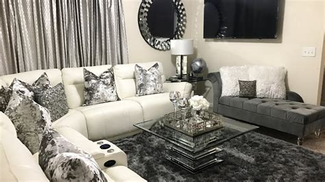 glam living room  home decor updates