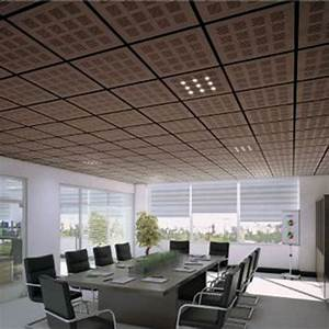 dalle de plafond decorative a eclairage led integre With dalle decorative pour plafond