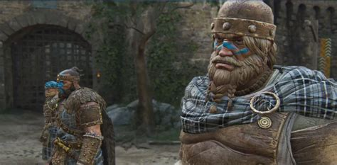 Die neuen Helden in For Honor - Trailer zu Highlander und