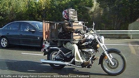 Stupidity Overlooked In Motorcycle Crashes