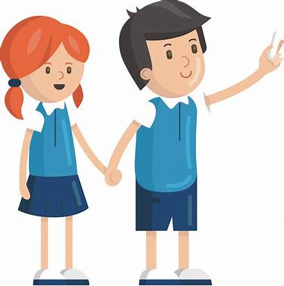 Clipart Student Clip Students Junior Education Accommodating