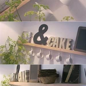 des lettres par milliers lettres decoratives With lettre decorative pour cuisine