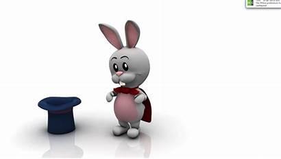 Rabbit Animation Final Scott James Render Screenshot