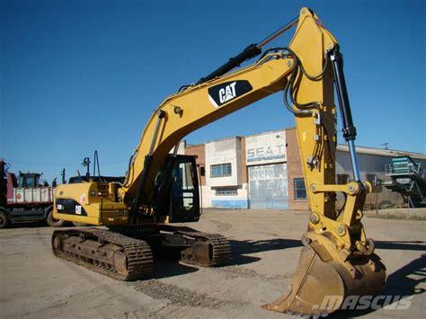 caterpillar  dln crawler excavators year