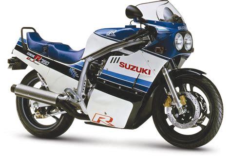 Suzuki Gsxr 750 Parts by Suzuki Gsx R750 Added To Vintage Parts Programme Classic