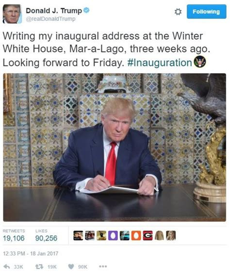 Inauguration Memes - donald trump s tweet donald trump s inaugural address photo know your meme