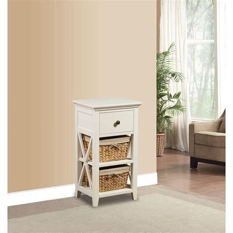 pulaski furniture basket bathroom storage wood cabinet