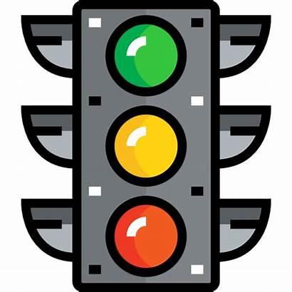 Traffic Clipart Stop Clip Stoplight Icon Cartoon