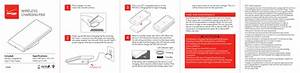 Foreign Trade Technocel T160 Verizon Wireless Charging Pad