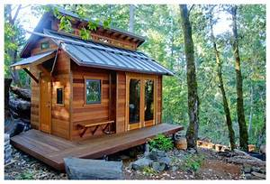 Kleines Holzhaus Bauen : kleines haus auf r dern g nstig bauen mobiles haus g nstig selber herstellen tiny house in ~ Sanjose-hotels-ca.com Haus und Dekorationen