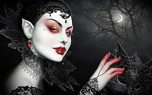 Image Gallery horror girl art