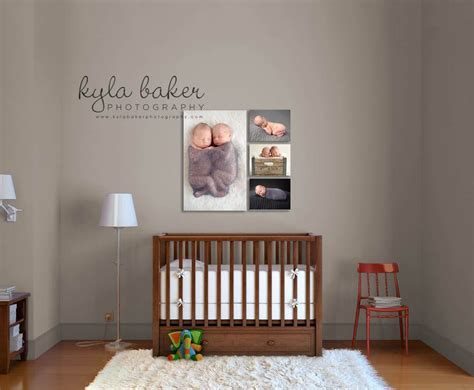 Kinderzimmer Wand Ideen Junge by Newborn Baby Boys Nursery Display Decorate Wall