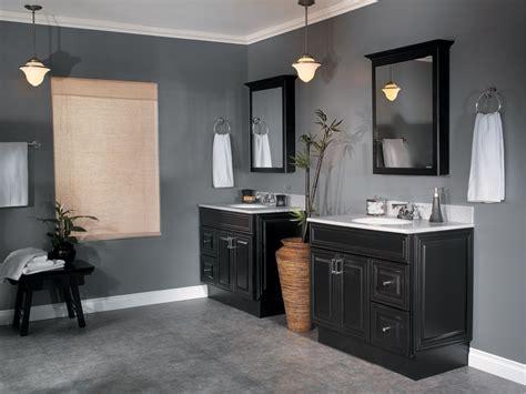 wall color for gray vanity lattice bathroom two door floor cabinet black stribal design interior home