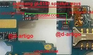 Samsung I8190 Galaxy S Iii Mini Speaker Solution Jumper