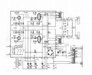 Suche Schaltplan F U00fcr Telefunken Concerto 2500