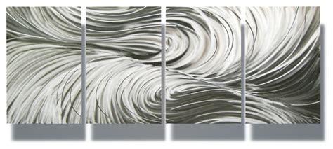 Modern Hanging Metal Wall Art Sculpture Contemporary: Metal Wall Art Decor Abstract Contemporary Modern