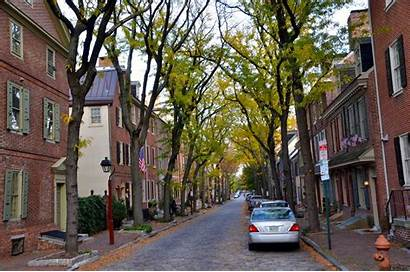 Hill Society Philadelphia Cobblestone