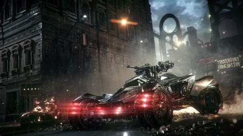 batmobile  arkham knight wallpapers hd wallpapers id