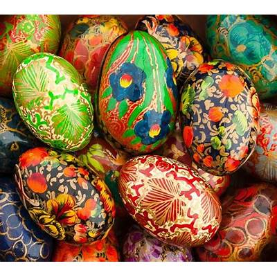 Happy Easter! Here's how people around the world celebrate