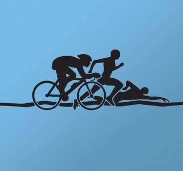 Stickers Sport, nos modèles - TenStickers