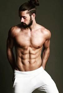 Photo Homme Sexy : hotdudeswithbeardsandbuns le compte insta des hommes sexy avec un bun ~ Medecine-chirurgie-esthetiques.com Avis de Voitures