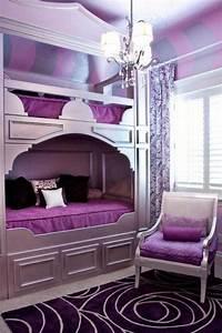 girls purple bedroom decorating ideas socialcafe With bedroom design for girls purple
