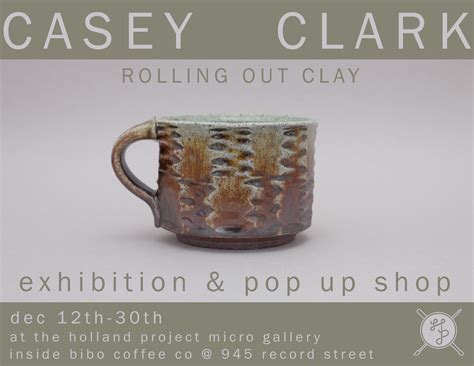 Reviews for bibo coffee company. Casey Clark Pop Up Shop and Exhibition - The Holland Project