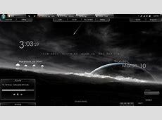 50+ Amazing Rainmeter Desktop Skins Take Your Desktop To