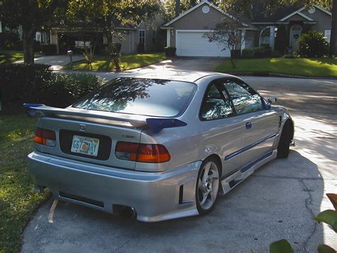 Fs: 97 Civic Moded Out