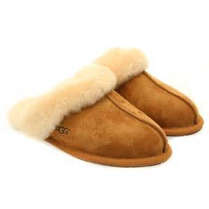 ugg slippers in the sale buy ugg womens chestnut scuffette ii slippers at hurleys