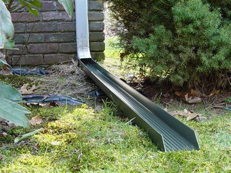 crawlspace vapor barrier gutter downspout extensions in louisville