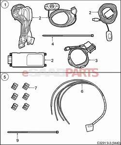 32026144  Saab Handsfree Kit