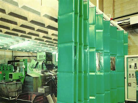 tendaggi fonoassorbenti impianti di insonorizzazione ecoacustica