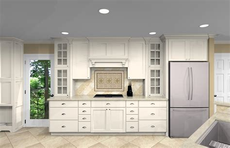 Kitchen Remodeling Design With Open Floor Plan In Watchung