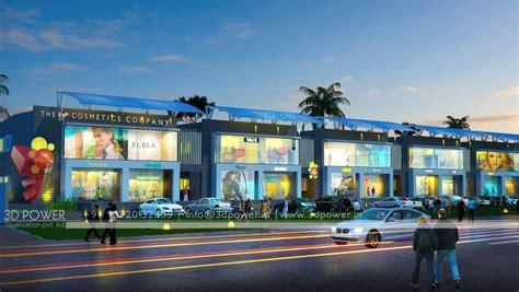 exterior door commercial building design shopping mall design