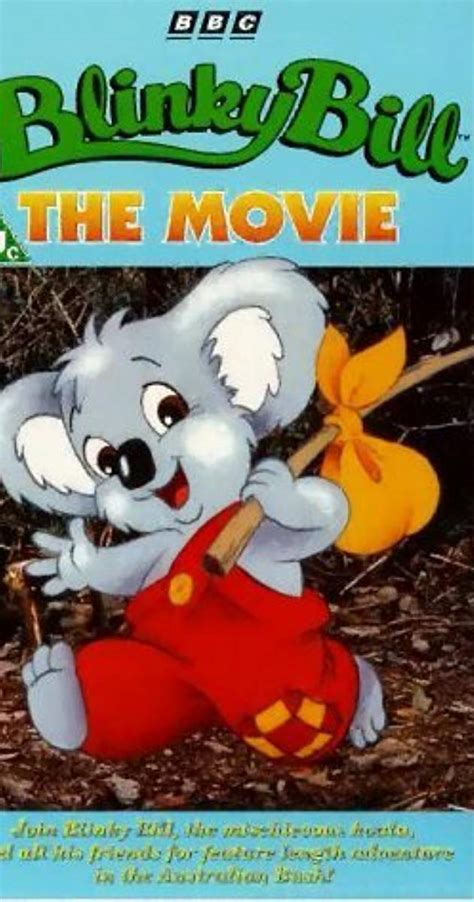 blinky bill  mischievous koala