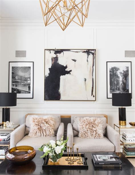Make A White Living Room Chic Unique by This Designer S Parisian Inspired Family Home Will Make