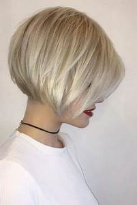 Coiffure Femme 2018 Court : coupe de cheveux courts femme 2018 ~ Nature-et-papiers.com Idées de Décoration