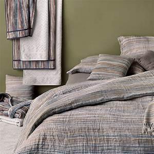 top3 by design - Missoni Home - randal duvet Q 3pc-160 dc
