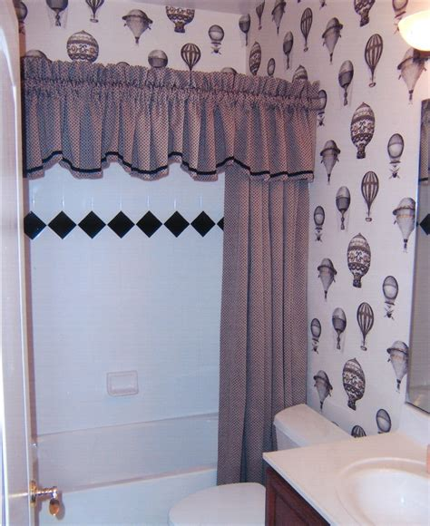 shower curtain with valance lovely custom shower curtains decorating ideas