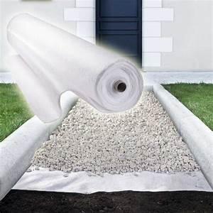 Geotextile Sous Gravier : comment bien choisir une b che de jardin ~ Premium-room.com Idées de Décoration