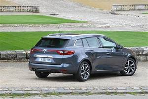 Renault Megane 3 Estate : essai renault m gane estate 2016 notre avis sur la m gane break l 39 argus ~ Gottalentnigeria.com Avis de Voitures
