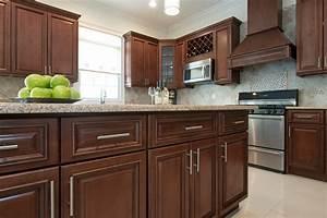 Signature Chocolate - Ready To Assemble Kitchen Cabinets