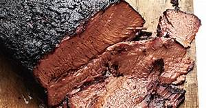 Learn To Bbq And Recipes  Texas Style Smoked Beef Brisket